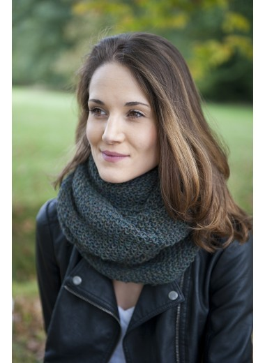 Téa closed scarf
