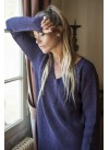 Tunique Tina en Alpaga tricotée main