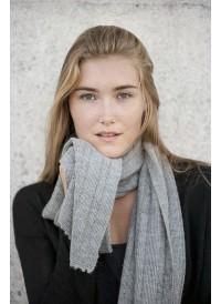 Grand  Baby Alpaca scarf Mia