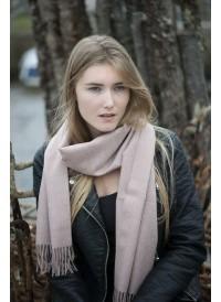 Oro woven scarf