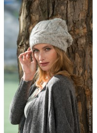 Kiara Baby alpaca Hat