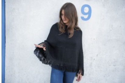 THE PONCHO, THE KEY PIECE OF WINTER !